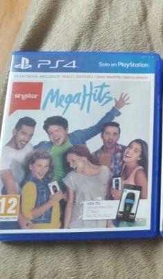 Megahits juego ps4