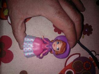 Princesa Sofia pequeña