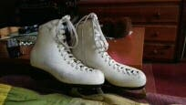patines hielo Risport talla 38 color blanco