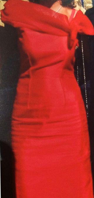 Liquidación/Rebajado Vestido Carolina Herrera