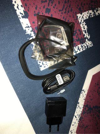 Smartband sony y cargador original sony