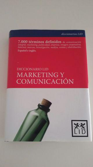 OPORTUNIDAD Libro de Marketing y comunicación