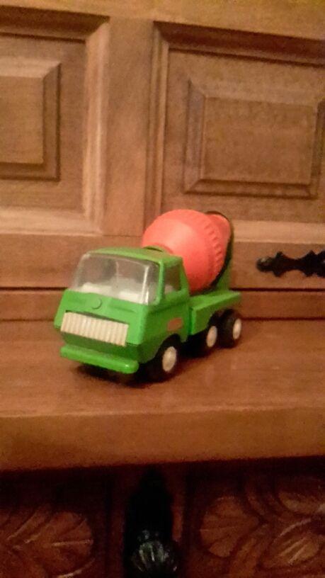 Camión antiguo de Rico
