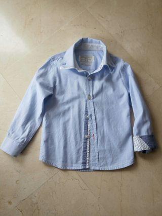 Camisa niño Zara 2/3años
