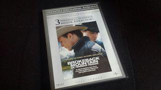 DVD Brokeback Mountain