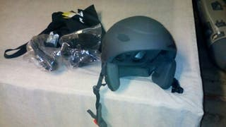 Casco snow o ski