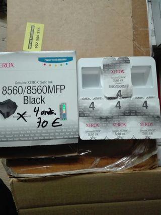 Toner tinta negro xerox 8560/8560 MFP.
