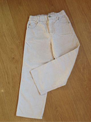 Pantalón pana Neck&Neck T.6