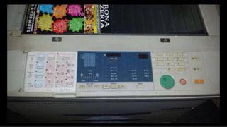 Fotocopiadora impresora y scaner laser de red