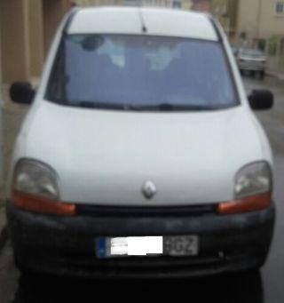 Furgoneta Renault Kangoo