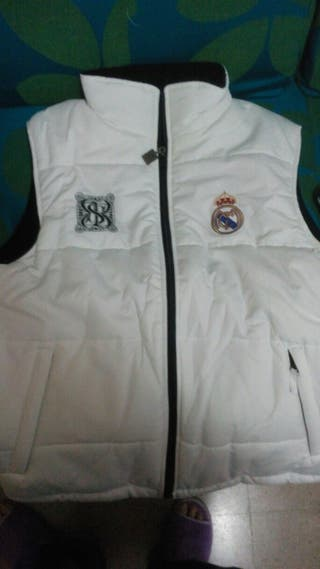 Chaleco real madrid