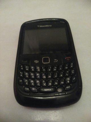 Teléfono móvil Blackberry para piezas