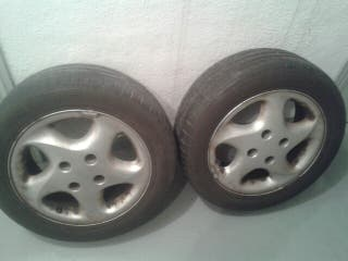 "Llantas 15"" 4 tornillos para Citroën xsara"