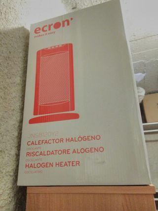 Calefactor halógeno