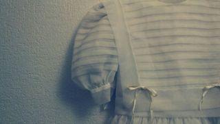Vestido comunión Alta Costura