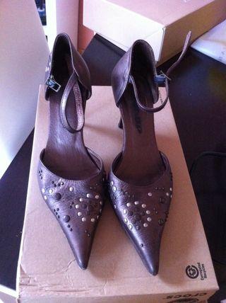 Zapatos BB up,talla 38
