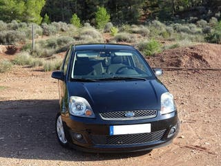 Ford Fiesta en perfecto estado