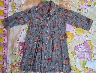 Vestido vintage NUEVO de nice things. 3-4 años.
