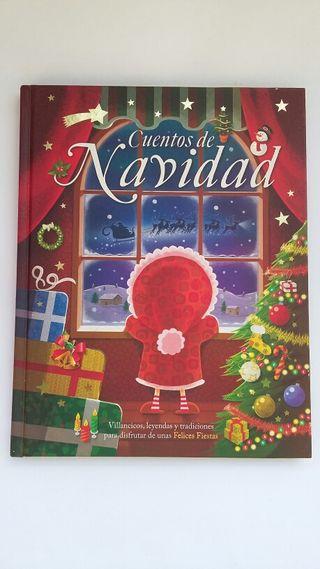 """Libro """"Cuentos de Navidad"""""""