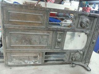 Mueble para restaurar antiguo de segunda mano por 100 en sils wallapop - Wallapop muebles antiguos ...
