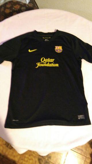 Camiseta niño futbol barça Cesc Fabregas