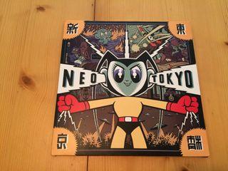 Disco vinilo NEO TOKIO nt2 + nt4 año 2000