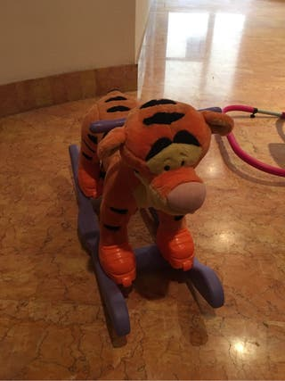 Balancin tiger
