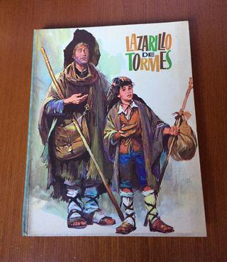 Libro del Lazarillo de Tormes de 1971