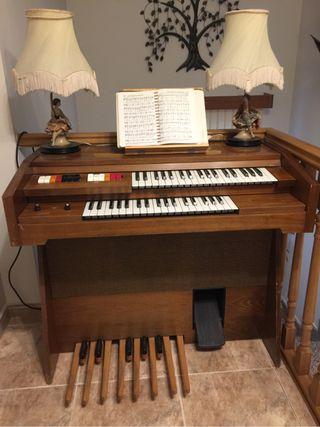 Organo antiguo mas de 60años