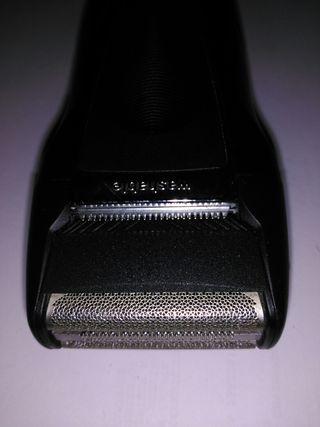 Máquina eléctrica de afeitado