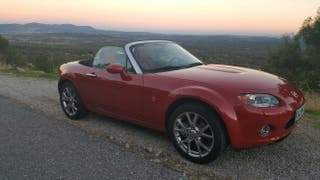 Mazda Mx5 3rd generation limited 2.0