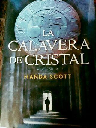 Novela LA CALAVERA DE CISTAL