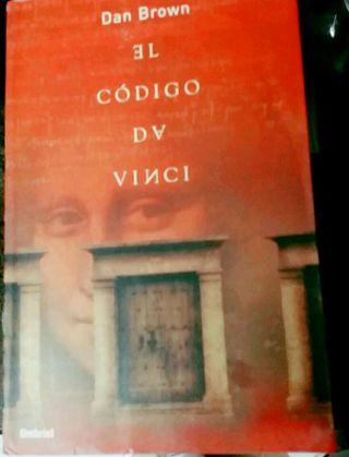Novela EL CÓDIGO DA VINCI.
