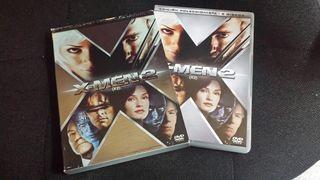 DVD X-men 2 Ed. coleccionista