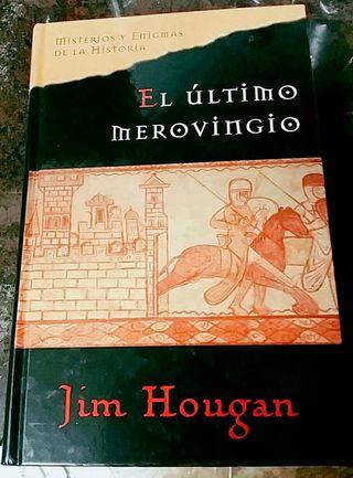Novela EL ÚLTIMO MEROVINGIO.