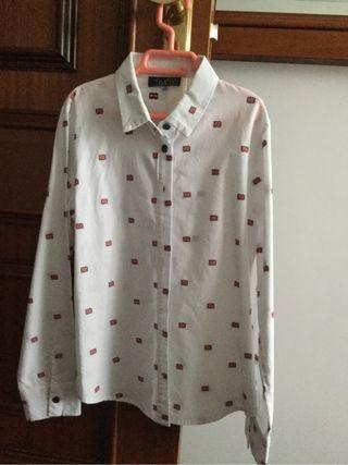 Camisa Trasluz