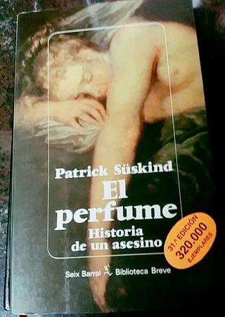 Novela EL PERFUME