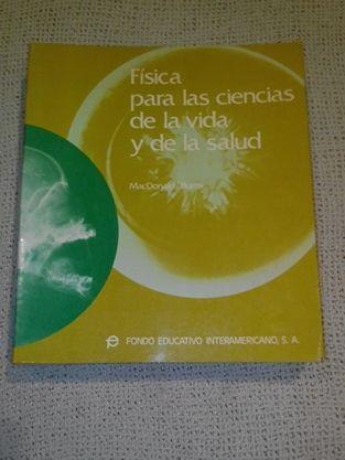 Libro Física ciencias de la vida y de la salud