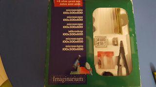 Microscopio imaginarium