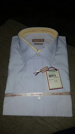 Camisa blanca M/corta