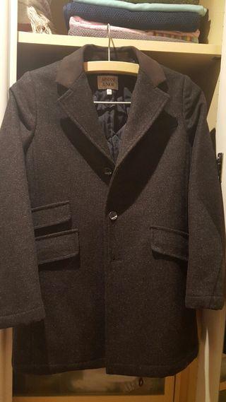 abrigo Armani niño