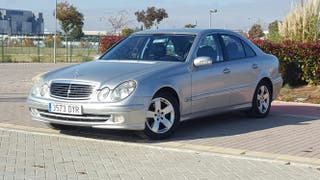 mercedes clase e 270 cdi auto-trictronic