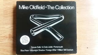 Cd. Mike Oldfield. The collection.