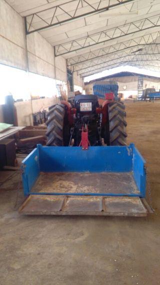 Tractor Barreiro