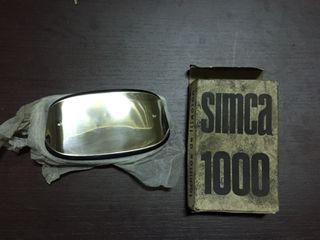 Juego salvauñas Simca 1000