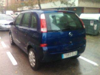 Opel meriva DTI