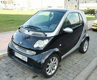 Smart fortwo coupe 45 pasion 2006