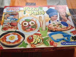 "Juego Pizza Party ""Clementoni"""