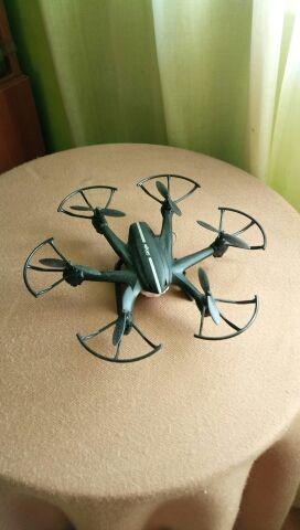 Dron con camara