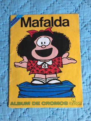Album de cromos de Mafalda (1989)